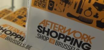 afterwork shopping brussels