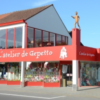 Ouverture de l'atelier de Gepetto rénové à Waterloo