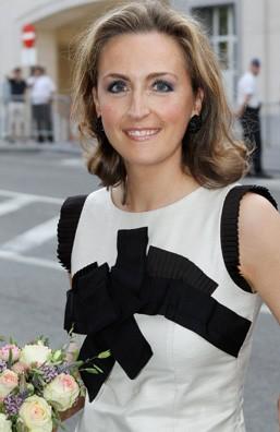 Une matinee avec la princesse claire brussels star for Marie claire belgie