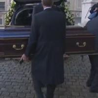 Funérailles du Comte de Launoit