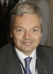 Didier Reynders (MR), ministre des affaires étrangeres sera présent