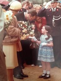 Koningin Fabiola hield echt van kinderen. (c): chrdehennin@yahoo.fr