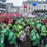 Encore les syndicats en grève: on n'est vraiment pas sorti de l'auberge...! #greve #Bruxelles #syndicats #stib #politique