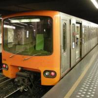 Les métros à nouveau opérationnels #bruxelles #stib #metro #mivb