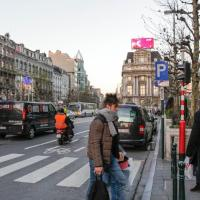 Le centre ville de Bruxelles sera piétonnier  cet été #bruxelles #mobilite #openvld