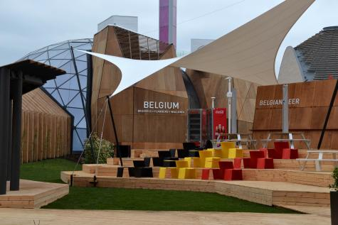 Expo universelle milan rien ne va plus au pavillon for Jardin expo 2015 liege