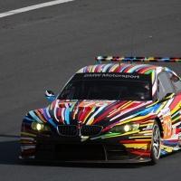 BMW célèbre 40 ans de BMW Art Cars #bmw #art