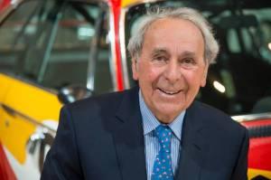 Hervé Poulain, commissaire priseur, pilote BMW aux 24h du mans et un des peres de la collection.