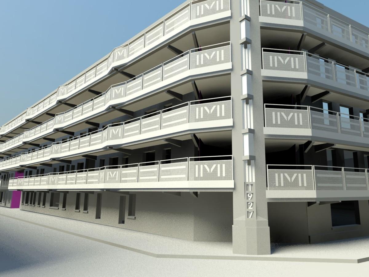 83 logements sociaux rénovés à #Molenbeek-Saint-Jean #logement #bruxelles #immo