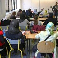 La première école secondaire islamique #bruxelles #schaerbeek #islam #islamisation #education