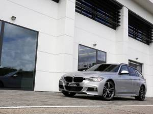 De BMW 3 40years edition