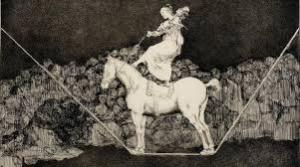 """""""Disparate puntual"""" (Francisco Goya)"""