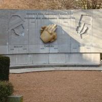 Commémoration du premier mort de la Force Publique. #schaerbeek #congo #14-18