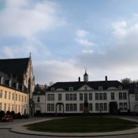 L'abbaye de la Cambre retrouve les traces de son passé. #ixelles