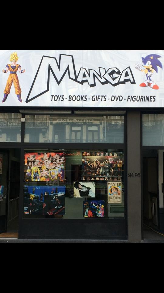 manga un nouveau magasin bruxelles bd bruxelles