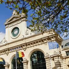 SNCB façade