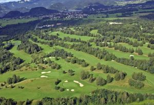 """Golf Club Bled"" (c) ""Only Croatia"""