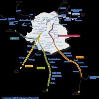 La ligne 124 du RER bientôt sacrifiée ? #sncb #nmbs #brabantwallon #nivelles
