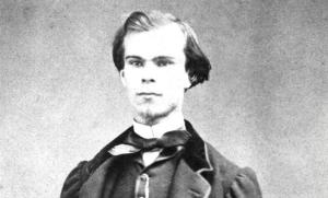 Verlaine Portrait