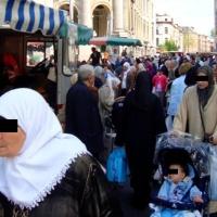 La population bruxelloise quitte le centre-ville. #bruxelles.