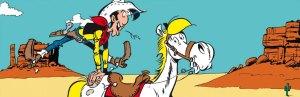 """Lucky Luke"" (c) ""Dupuis"""