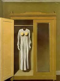 """René Magritte: """"In Memoriam Mack Sennett"""" (Coll. Ville de La Louvière)"""