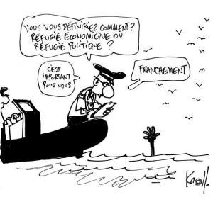 (c) Pierre Kroll (Belgique)