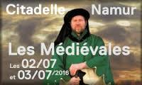 Médiévales affiche