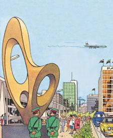 """""""Tintin et les Picaros"""" (c) """"Hergé-Moulinsart """"2016"""