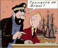 Prolongation de «Tonnerre de Brest», au «Musée Hergé», jusqu'au 06Juillet