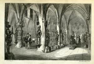 """Au """"Musée Royal d'Armures, d'Antiquités et d'Ethnologie"""", au 19ème siècle"""