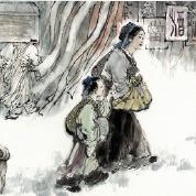 """Mencius: """"Déménager pour une meilleure Education"""" (Li Weiding)"""