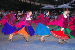 Fiesta Latina Equateur 4 Danseuses