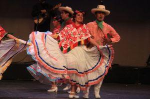 Fiesta Latina Mexique Couples