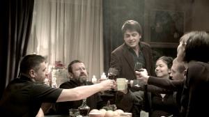 "Adrian Titieni (barbu) dans ""Illégitime"" (c) ""Damned Distribution"""