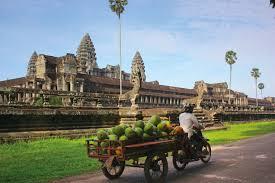 «Exploration du Monde»: «La Passion d'Angkor», jusqu'au 11Décembre