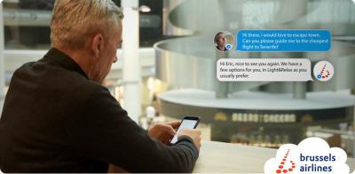 Brussels Airlines propose dorénavant un service à la clientèle 24/7 sur les réseauxsociaux
