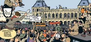 (c) « Hergé-Moulinsart » 2016