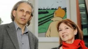"""Nick & Fanny (c) """"AFP"""""""