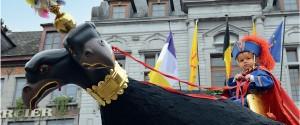 """""""L'aigle à deux Têtes"""" (c) """"La Maison des Géants"""""""