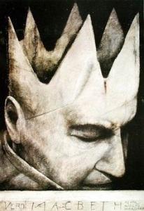 """""""Macbeth"""" (c) Wiktor Sadowski"""