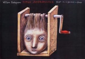 """""""Tius Andronicus"""" (c) Stasys EIdrigevicius"""