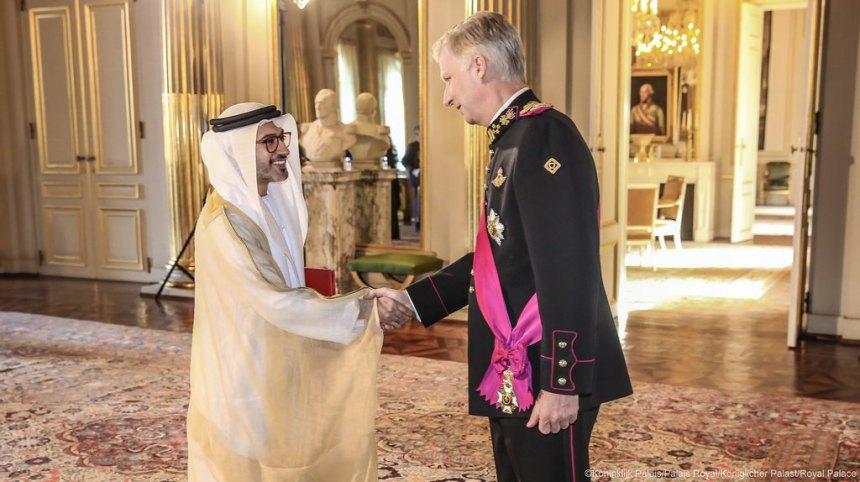 S.E. M. Mohamed Issa Hamad ABUSHAHAB, Ambassadeur des Emirats Arabes Unis