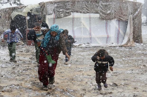 la-neige-enfants