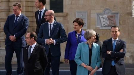 #Sommet à Malte:déclaration