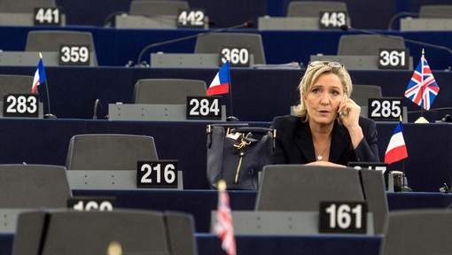 European Parliament in Strasbourg votes for a new president
