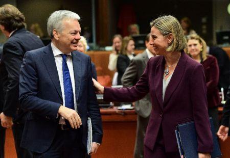 Les ministres discuterontl'Ukraine