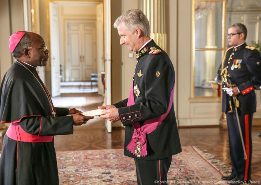 S.E. Mme Cheryl J. AUGUSTINE-KANU, Ambassadeur de Grenade