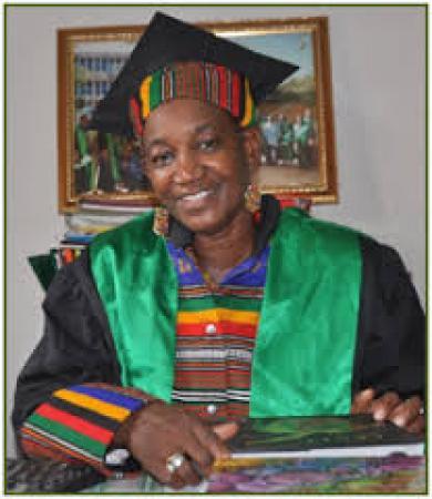 Kwame Nkrouma prix pour RokiaSanogo