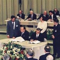 Le traité de Maastricht